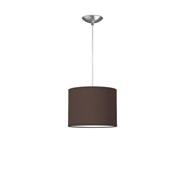 hanglamp basic bling Ø 25 cm - bruin