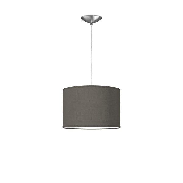 hanglamp basic bling Ø 30 cm - antraciet