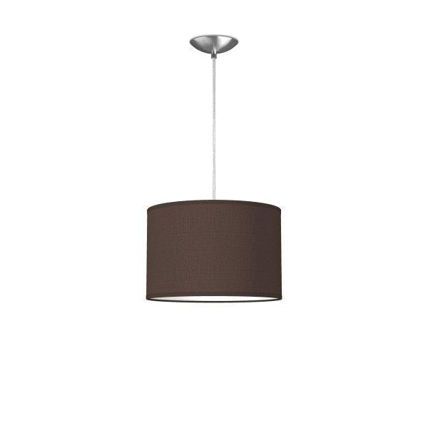 hanglamp basic bling Ø 30 cm - bruin
