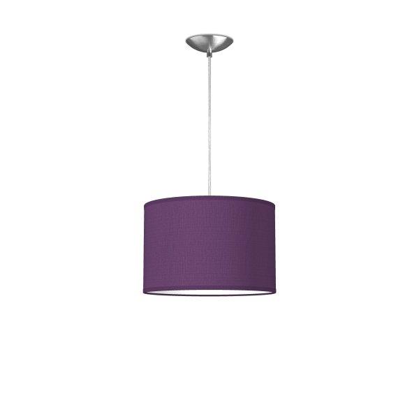 hanglamp basic bling Ø 30 cm - paars