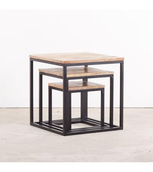 meubles style industriel pas cher