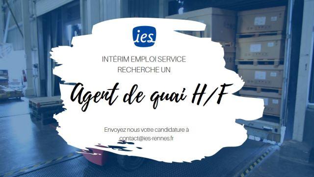 offre-emploi-agent-de-quai-interim-emploi-service-ies