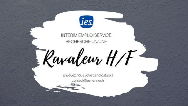 offre-emploi-ravaleur-hf-interim-emploi-service-ies