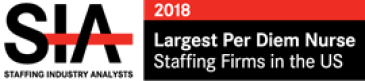 Staffing Industry Analysts Largest Per Diem Nurse Staffing Firms in the US 2018 Ranking