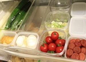 野菜室の収納方法