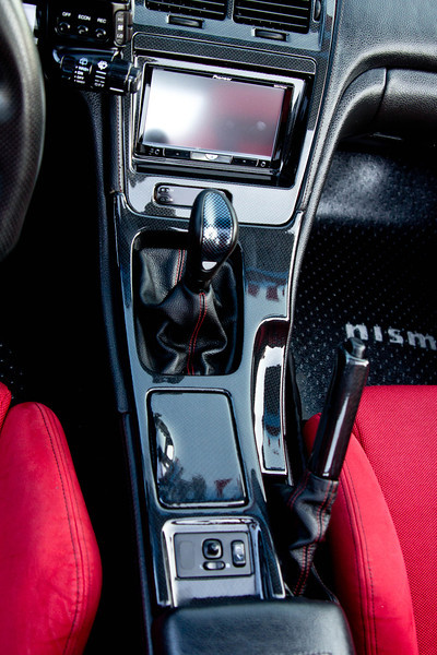 1990 99 Nissan 300ZX Hydro Graphic Center ConsoleAsh Tray
