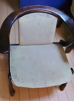 椅子生地張替