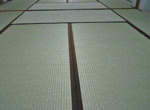 和室 畳の表替 (宇治市)