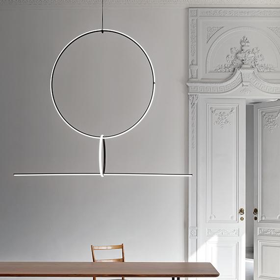 Light Sculptures – the Magnificent FLOS Arrangement Lamp Design