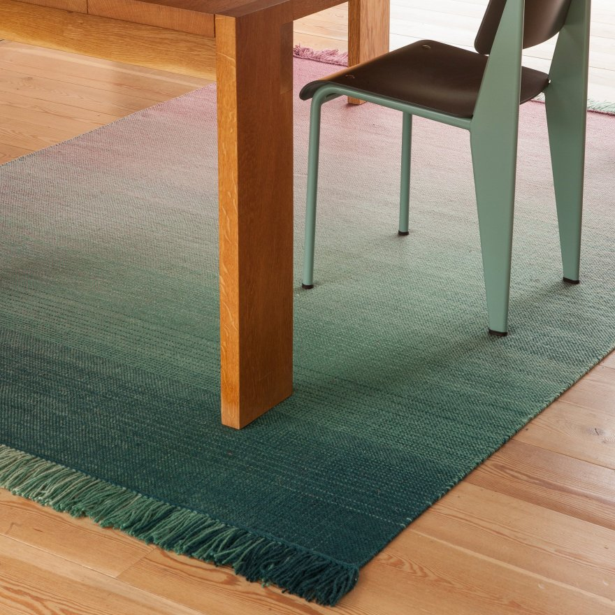Fair Trade Gradient Rug by Nani Marquina