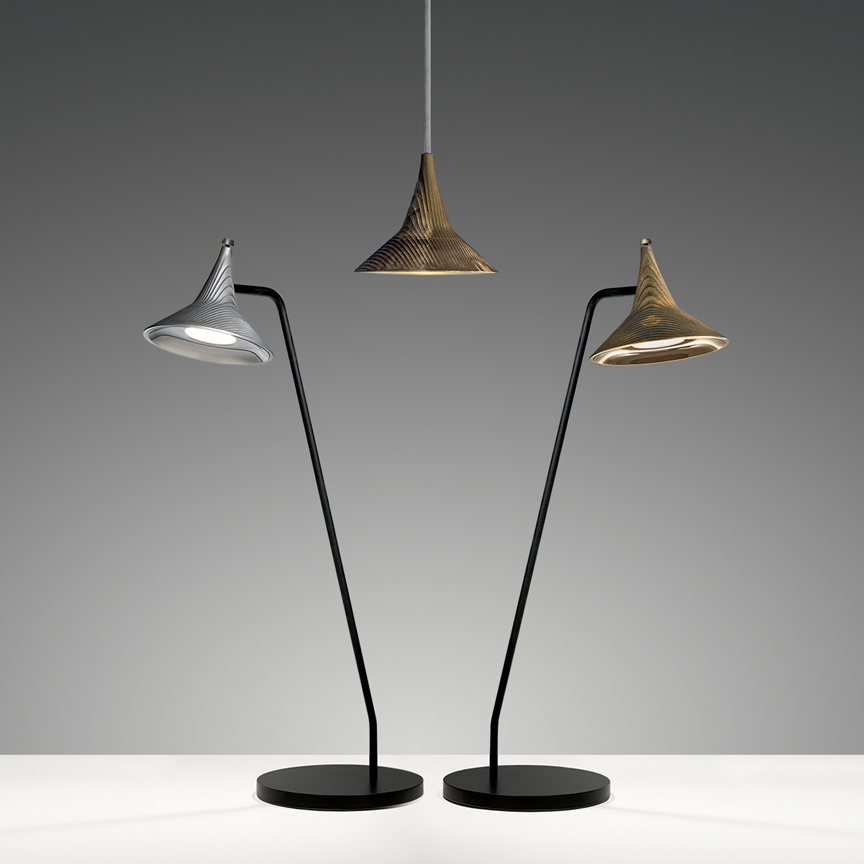 The Poetic Unterlinden Lamp Design by Architects Herzog & de Meuron