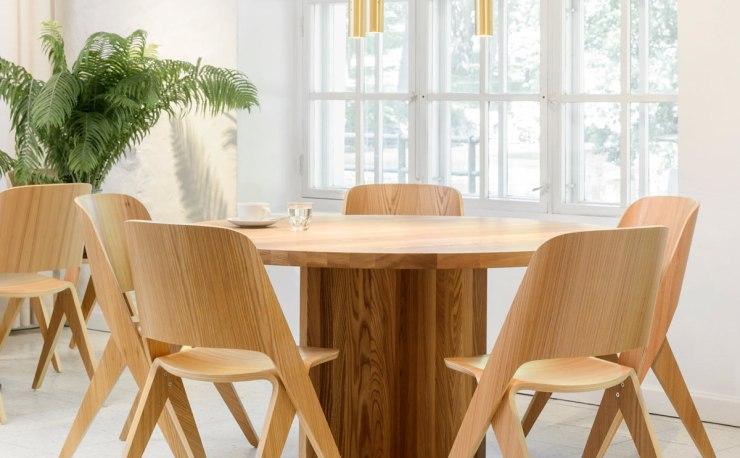 Poiat - Lavitta Chair Design, Oak, Plywood, interior 3000 Design Blog, Interior Design, Furniture Design