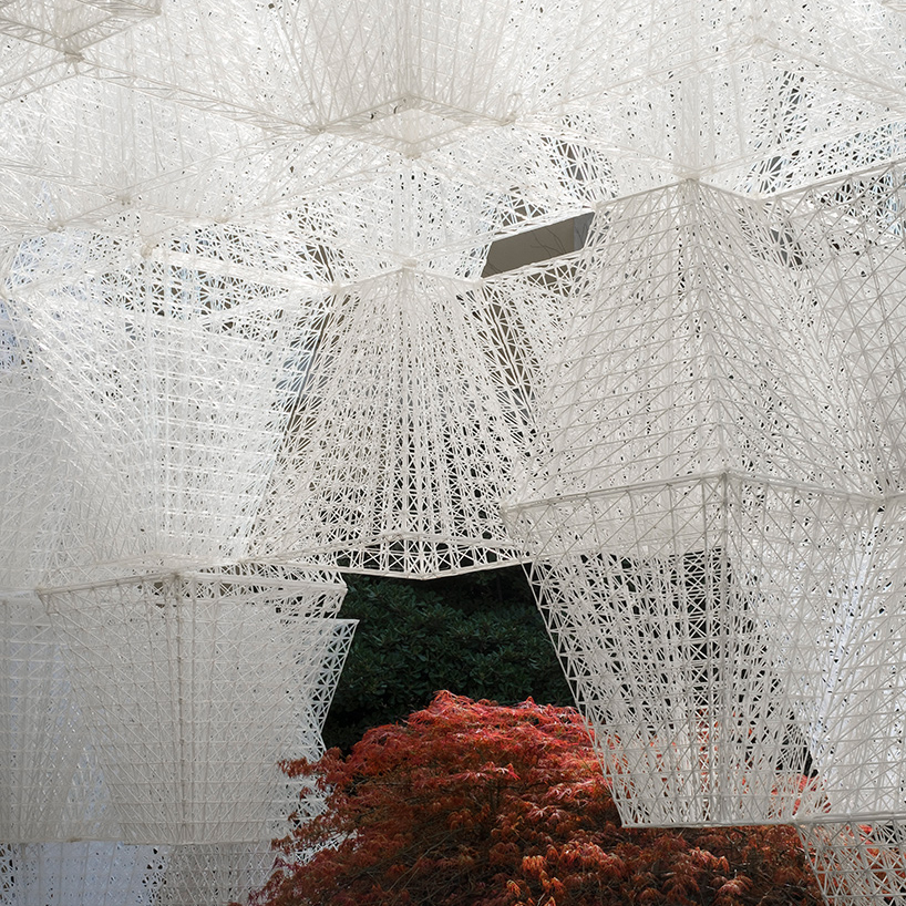 Poetic 3D Printed Bio-Plastic – COS Installation at the 2019 Milan Design Week with Arthur Mamou-Mani