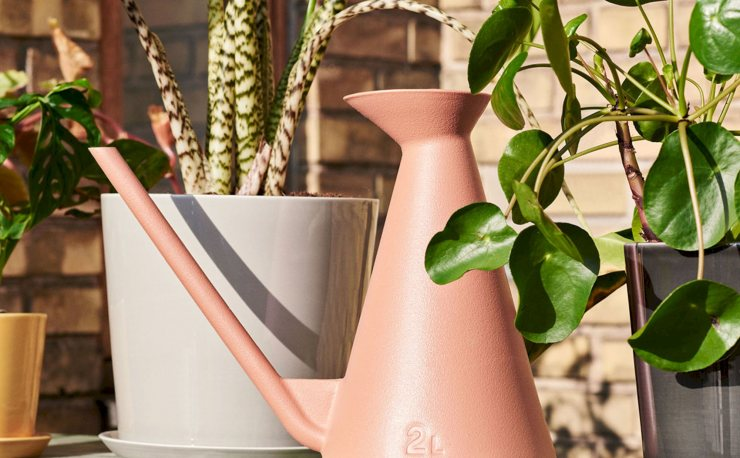 Water your Plant in Style - Watering Can Design by Shane Schneck for HAY, Interior 3000 Design Blog, Interior Design, Furniture Design, Garden Design