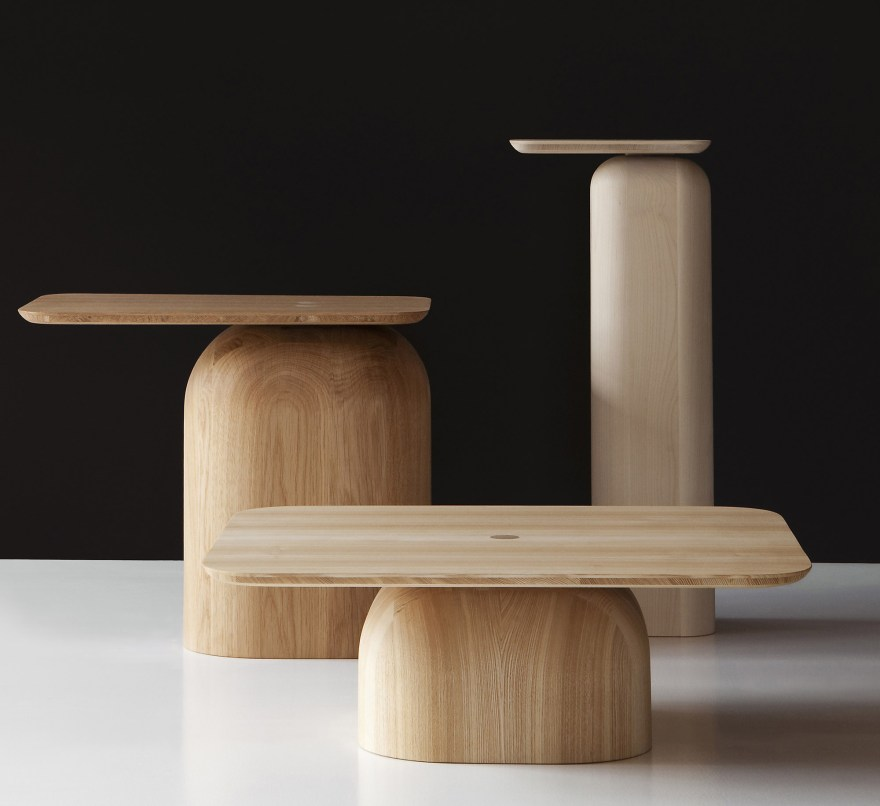 A Site Table Designs for Nature – April Table Designed by Alfredo Häberli for the Finnish Nikari