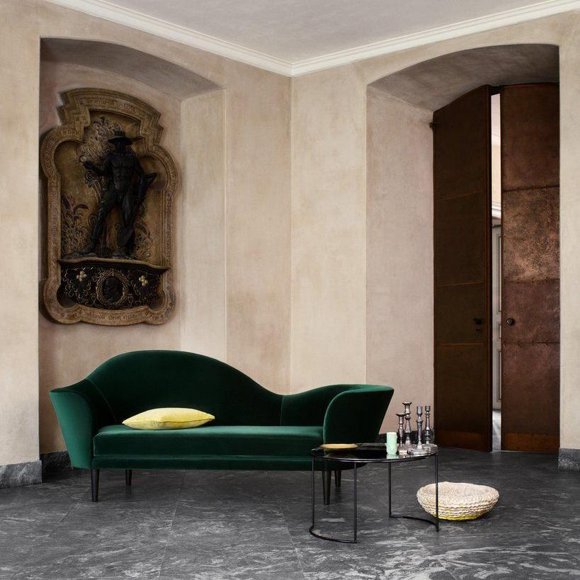 A Danish Design Classic – GUBI Grand Piano Sofa Design by Gubi Olsen