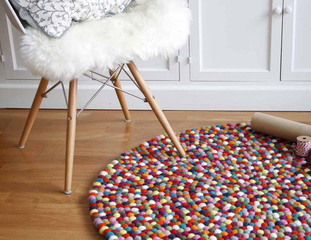 Hay Pinocchio Rug Design Wool Rug