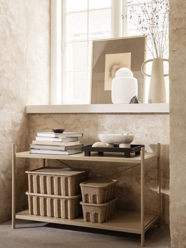 ferm living paper pulp box storage boxes
