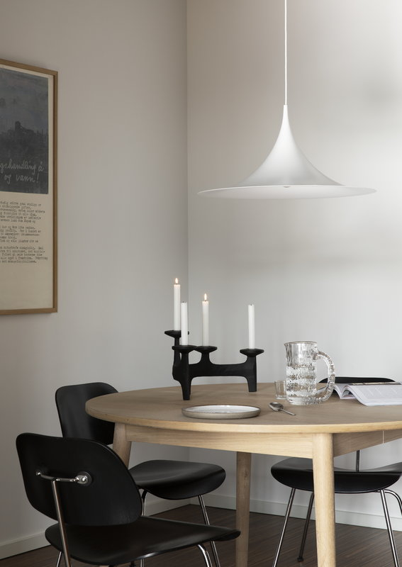 nedre foss nunatak candelabra design candleholder