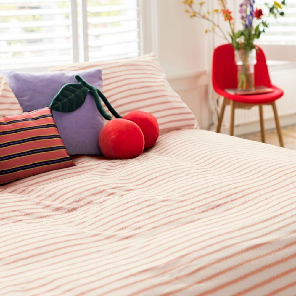 Bedsupply Breton Bonsoir Pink Percal