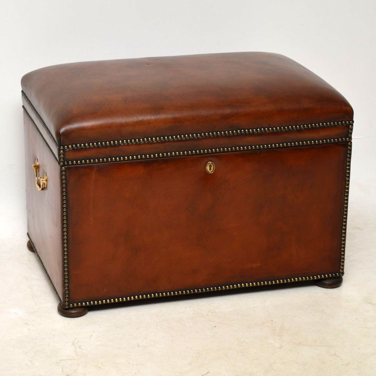antique leather bound ottoman interior boutiques antiques for sale and mid century modern furniture french furniture antique lighting retro furniture and danish furniture