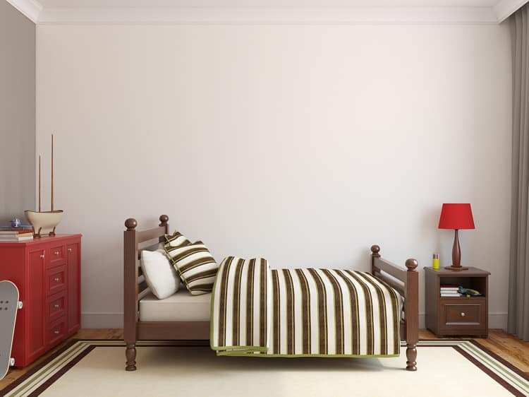 41 fantastic red and black bedrooms