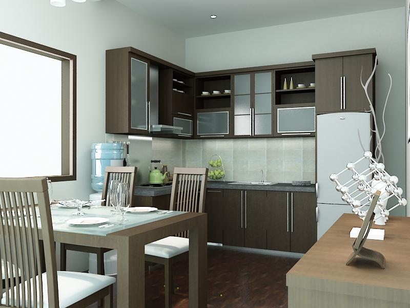 Desain Kitchen Set Minimalis Modern Ahli Interior Dapur