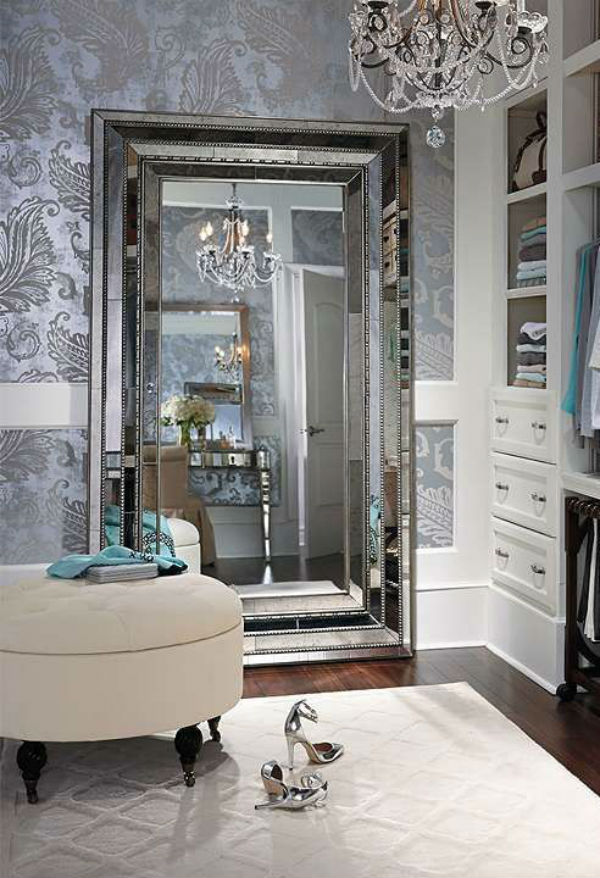 The Most Luxurious Decorative Wall Mirrors Interior