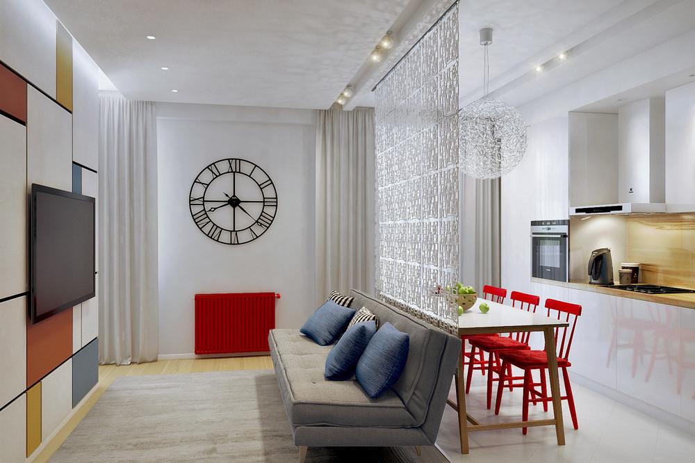 7 Desain Apartemen Kecil dan Keren InteriorDesignid