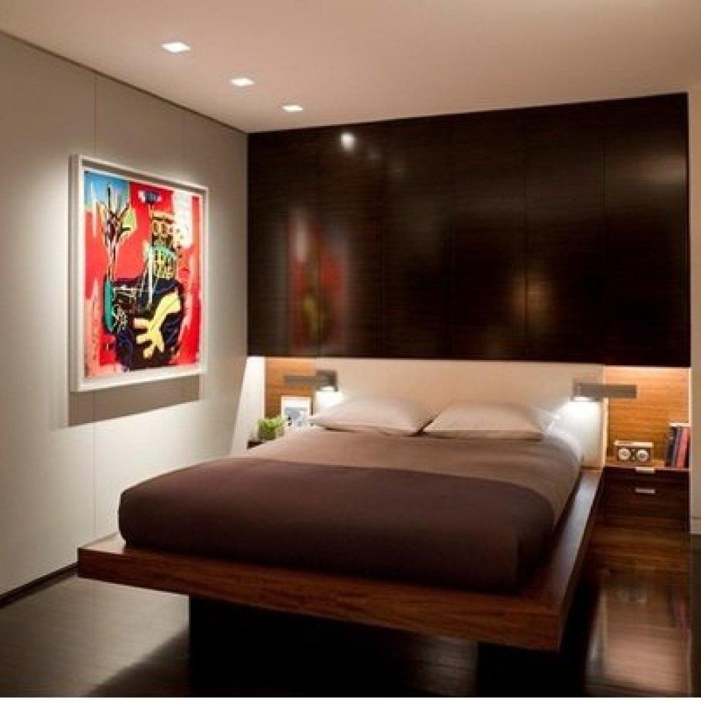 interior kamar tidur rumah minimalis type 36