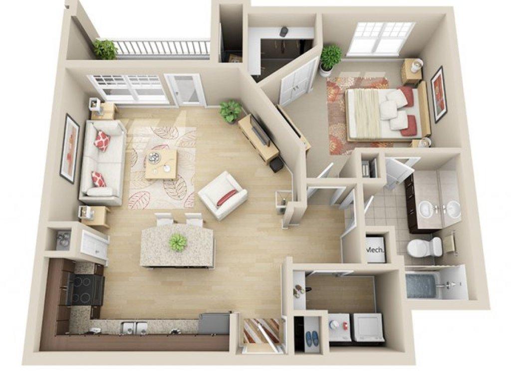 Desain rumah yang nyaman dan menyenangkan