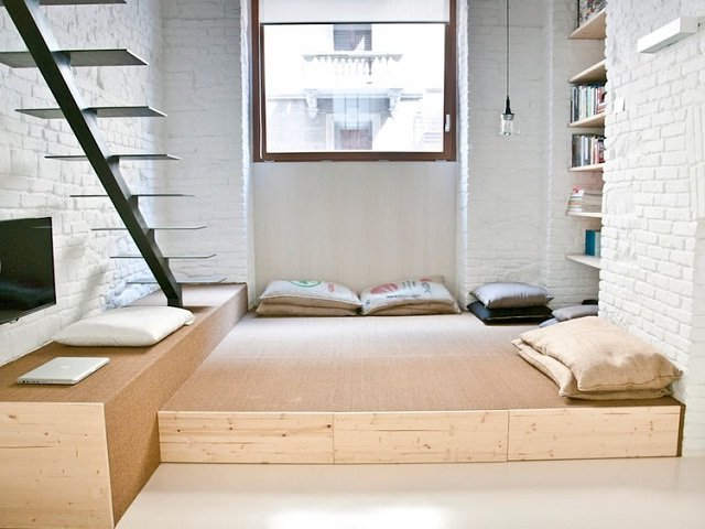 desain rumah loft