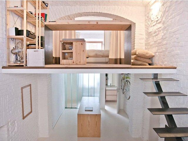 tipe apartemen