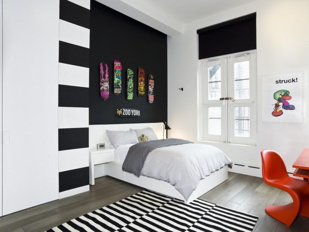 desain kamar tidur anak minimalis; kamar tidur sederhana yang