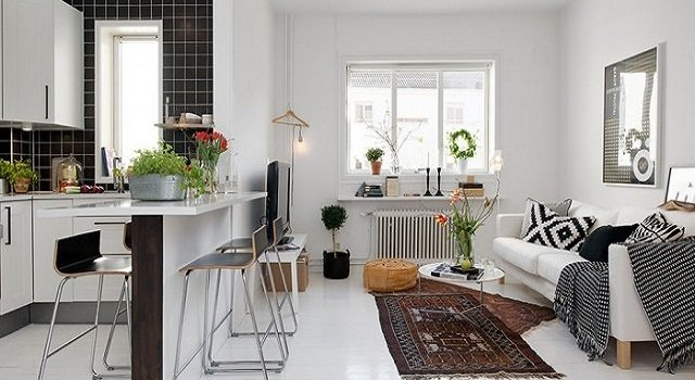 smart living, desain mini pantry