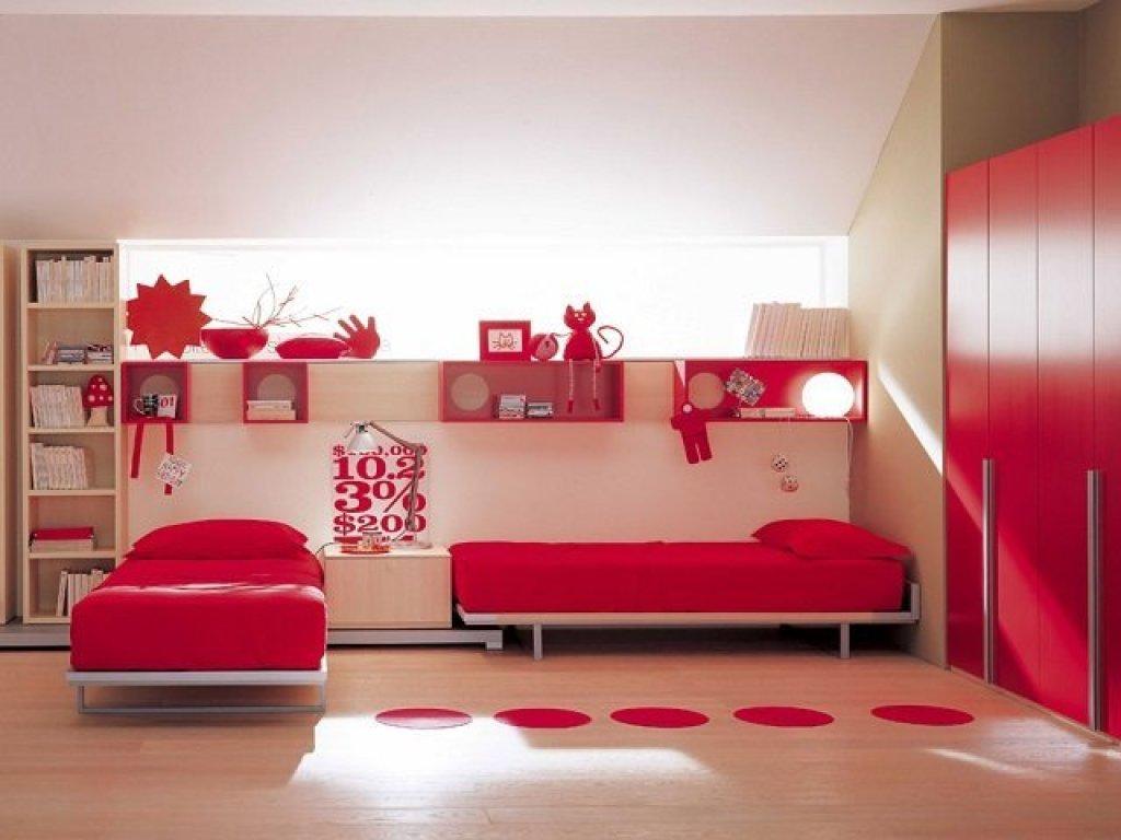 warna cat kamar tidur anak; pilihan warna terbaik menurut sains