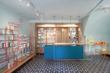 desain interior apotek