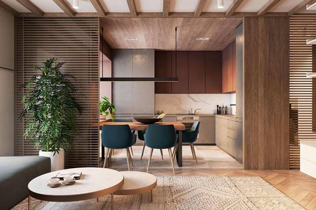 Ruang Makan Minimalis Terbuka Desain Ruang Modern Yang Simpel Dan