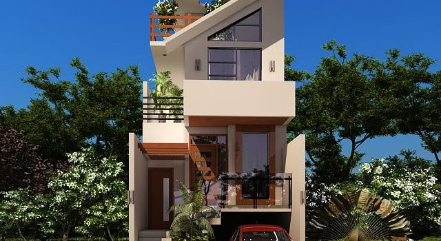 Desain Rumah Minimalis 2 Lantai Desain Rumah Modern Idaman