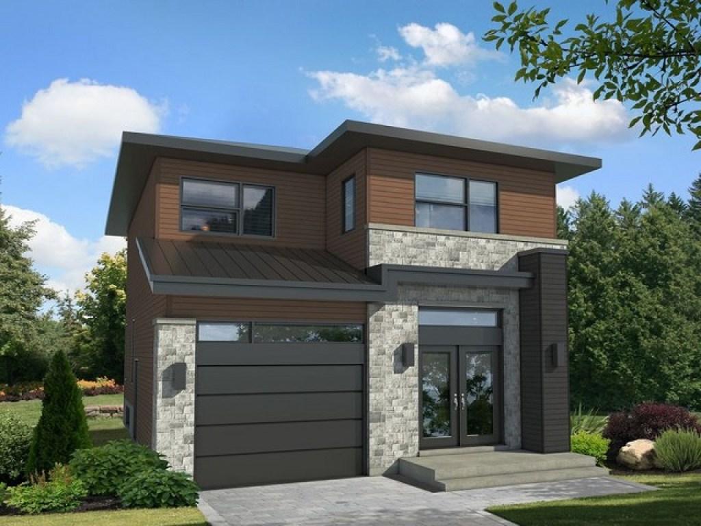 Desain Rumah Minimalis Type 36; Rumah Kecil Sederhana dan ...