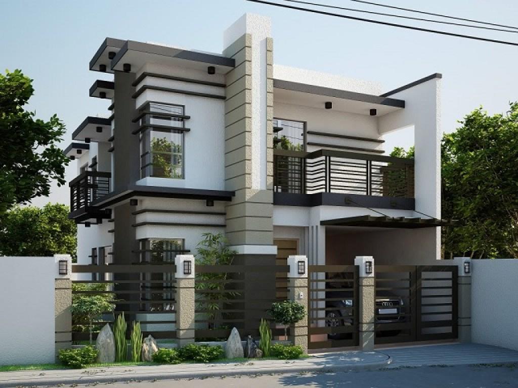 Desain Rumah Modern Minimalis Estetika Interior Rumah Modern Masa