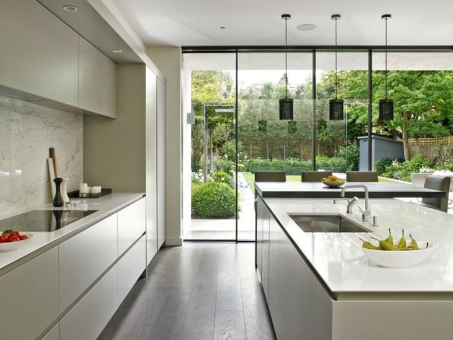 Desain Rumah Modern Minimalis; Estetika Interior Rumah Modern Masa ...