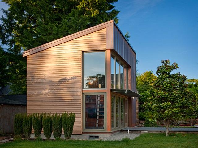 4 Desain Rumah Kayu Minimalis Yang Menginspirasi Interiordesign Id