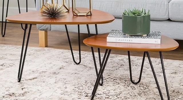 desain coffee table