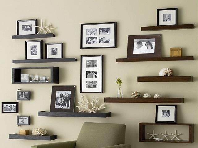 Kreasi Dekorasi Dinding Cara Mudah Dan Murah Ciptakan Suasana Ruang