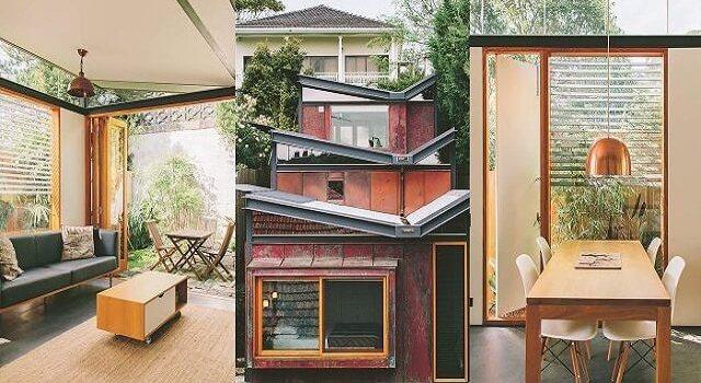Rumah Kecil Modern 4 Desain Interior Eksterior Dan Denah Lantai