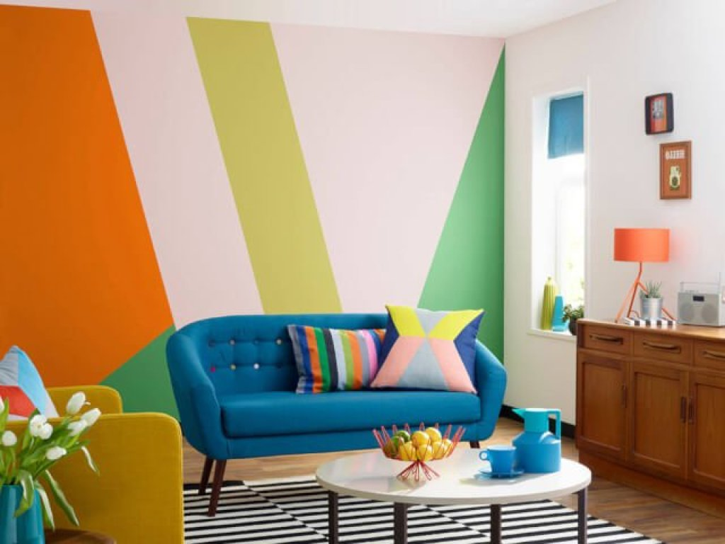 Dekorasi Dinding Minimalis Untuk Ruang Tamu Minimalis