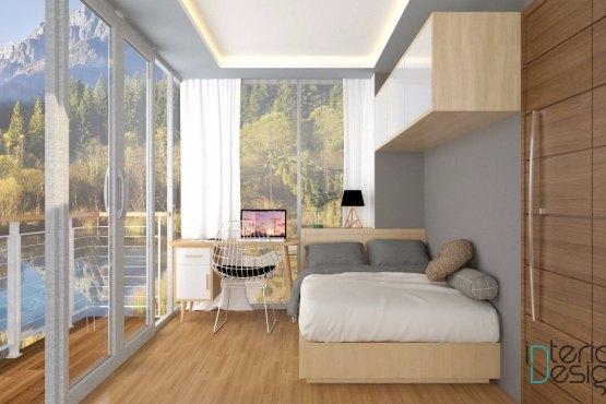 Jasa desain interior apartemen yogyakarta