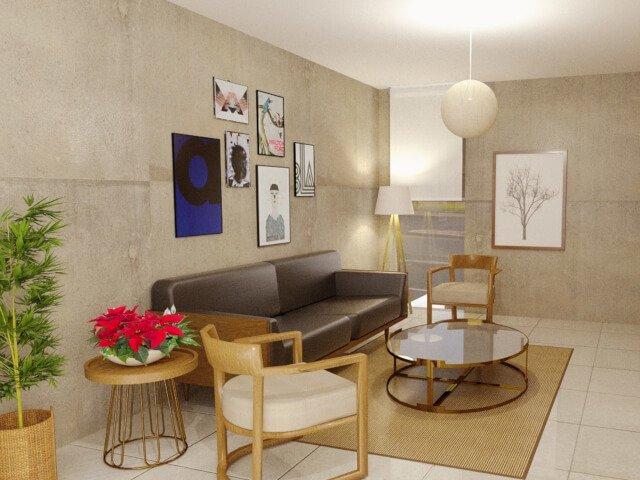 Desain Interior Ruang Tamu Rumah Type 45 Cara Terbaik Mendekorasi