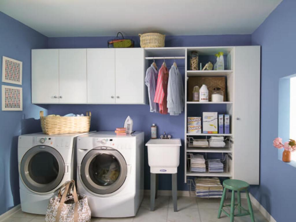 desain laundry room